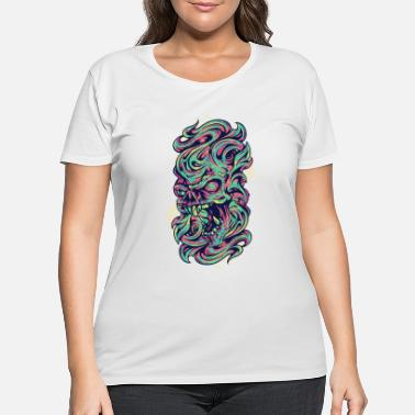 Medieval Medieval Monster - Women's Plus Size T-Shirt