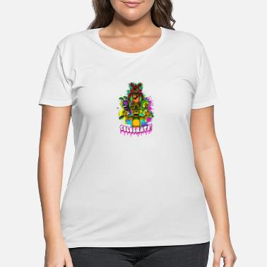 Celebrate Celebrate - Women's Plus Size T-Shirt