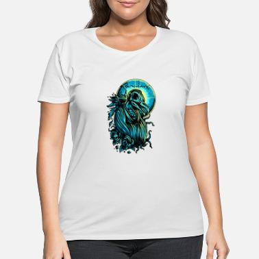 Rebirth Death and Rebirth - Women's Plus Size T-Shirt