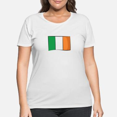 Ireland Ireland - Women's Plus Size T-Shirt