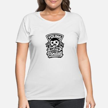 Young Persons Young - Women's Plus Size T-Shirt