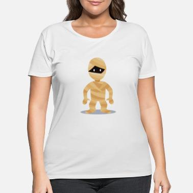 Mummie Mummy - Women's Plus Size T-Shirt