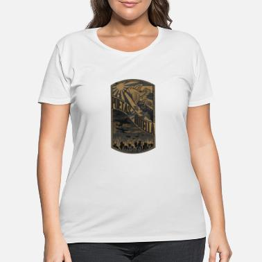 Modern modern - Women's Plus Size T-Shirt