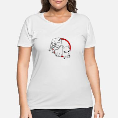 Bistro MADVILLAIN TRIBUTE - BISTRO - Women's Plus Size T-Shirt