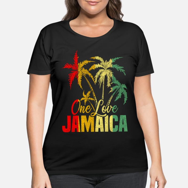 Shop Dancehall Plus Size T-Shirts online   Spreadshirt