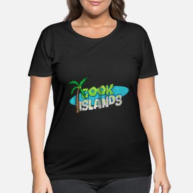 Cook Cook Islands - Women's Plus Size T-Shirt
