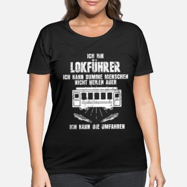 Training Train Train - Women's Plus Size T-Shirt