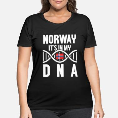 Norway Norway - Women's Plus Size T-Shirt