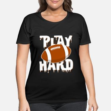 American Football American Football - Women's Plus Size T-Shirt