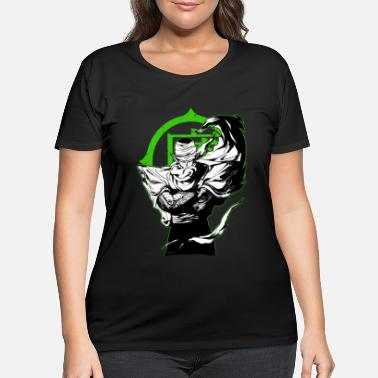 Piccolo super saiyan piccolo t shirt - Women's Plus Size T-Shirt