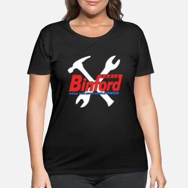 Binford Tool Time binford 1 - Women's Plus Size T-Shirt