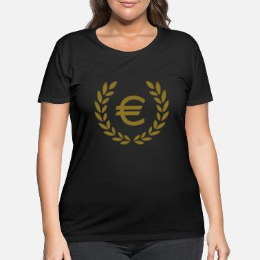 Euro Euro - Women's Plus Size T-Shirt