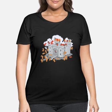 Sieg The Siege - Women's Plus Size T-Shirt