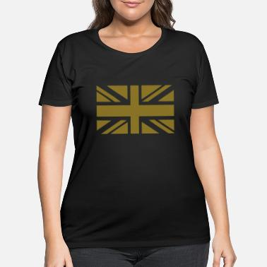 Uk UK - Women's Plus Size T-Shirt