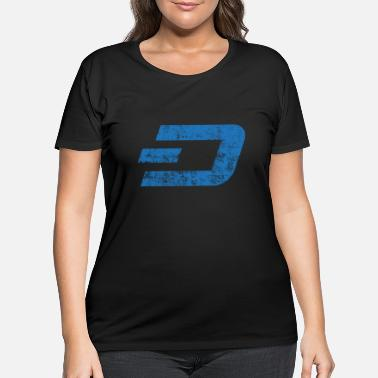 Dash Dash - Women's Plus Size T-Shirt