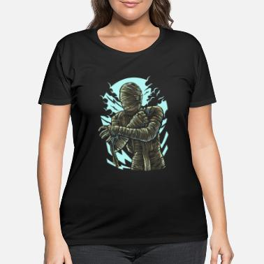 Mummie The Mummy - Women's Plus Size T-Shirt