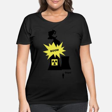 Nuclear Energy Nuclear Energy - Women's Plus Size T-Shirt