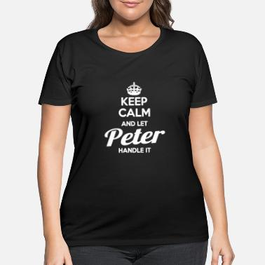Peter Peter Shirt - Women's Plus Size T-Shirt