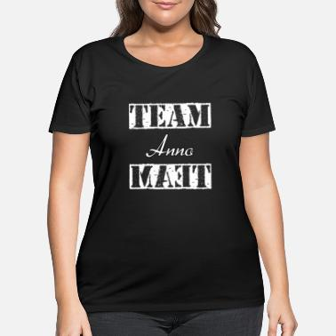 Anno Team Anno - Women's Plus Size T-Shirt