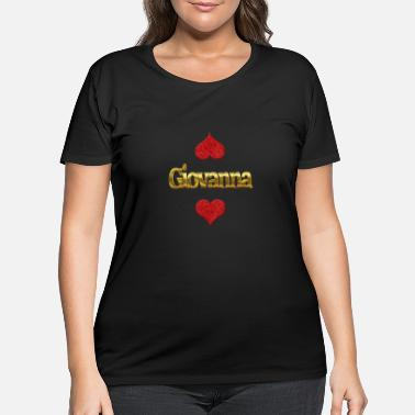 Giovanna Giovanna - Women's Plus Size T-Shirt