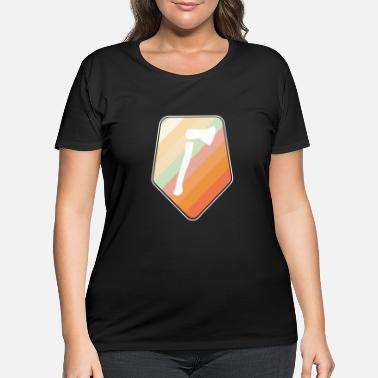 Axe Ax - Women's Plus Size T-Shirt