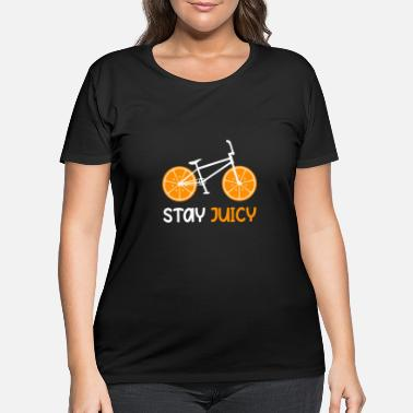 Bmx BMX Fun - Women's Plus Size T-Shirt