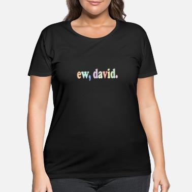 Creek EW david - Women's Plus Size T-Shirt