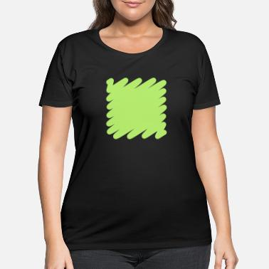 Background background - Women's Plus Size T-Shirt
