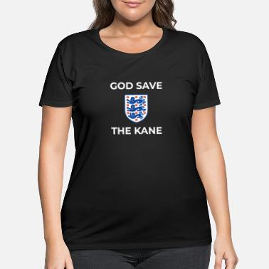 Worldcup WorldCup England 2018 - Women's Plus Size T-Shirt