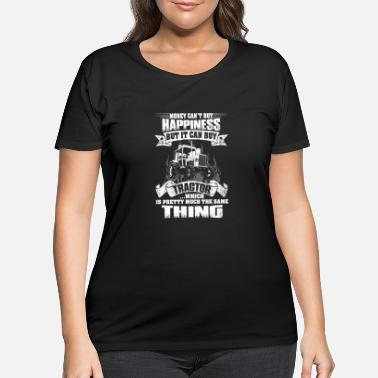 Farmer farmer's wife horny farmer farmers stupid - Women's Plus Size T-Shirt