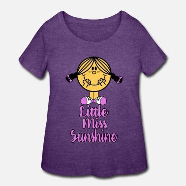 Sunshine Little Miss Sunshine - Women's Plus Size T-Shirt