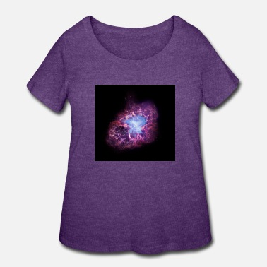 Nebula Nebula - Women's Plus Size T-Shirt