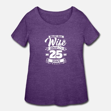 25th Wedding Anniversary Gift For Married In 1994 Women S Plus