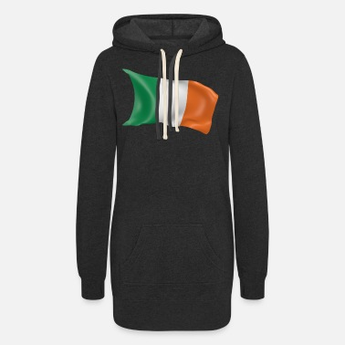 Ireland Ireland - Women's Hoodie Dress