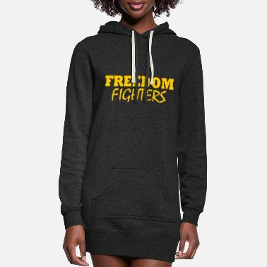 Freedom Fighters Freedom Fighters - Women's Hoodie Dress