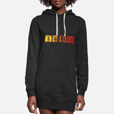 Sarcasm sarcasm - Women's Hoodie Dress