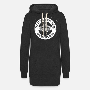 Ufo ufo - Women's Hoodie Dress