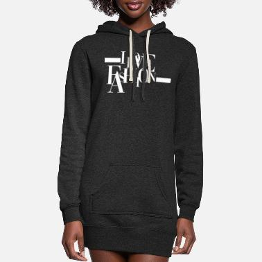 Model Model Model Model Model - Women's Hoodie Dress
