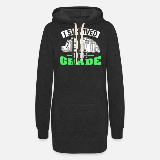 Best Mother Hoodies & Sweatshirts - School Kindergarten School enrollment - Women's Hoodie Dress heather black