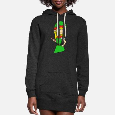 Elf elf - Women's Hoodie Dress