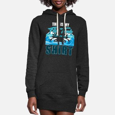 Aquarium Aquarium - Women's Hoodie Dress