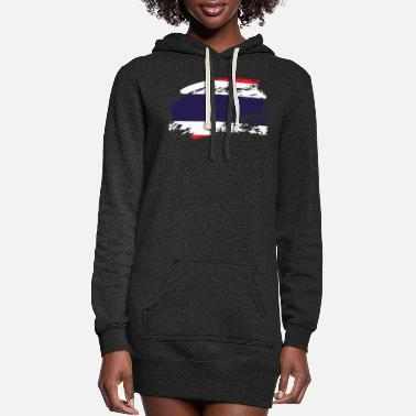 Country thailand thailand - Women's Hoodie Dress