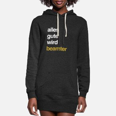 Government Government employee - Women's Hoodie Dress