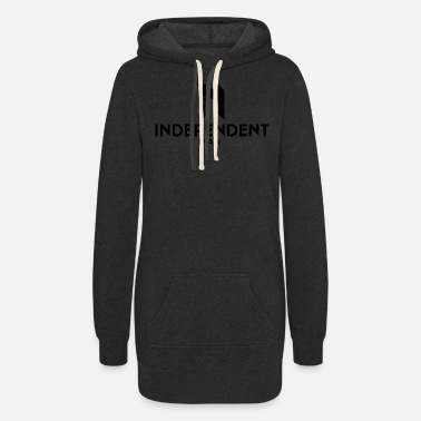 Streetwear Streetwear - Women's Hoodie Dress