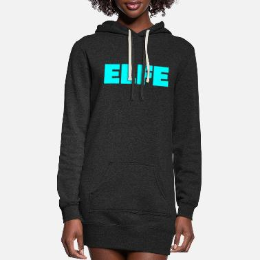 Elf Elfe - Women's Hoodie Dress