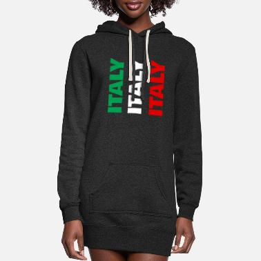 Italy italy - Women's Hoodie Dress