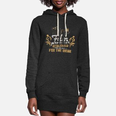 Stage Movies producing gift idea - Women's Hoodie Dress