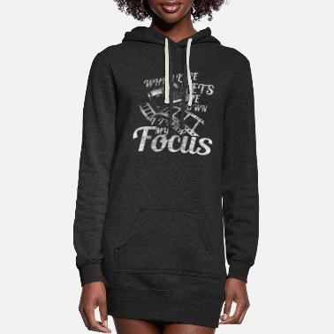 Selfie Photographer - Women's Hoodie Dress