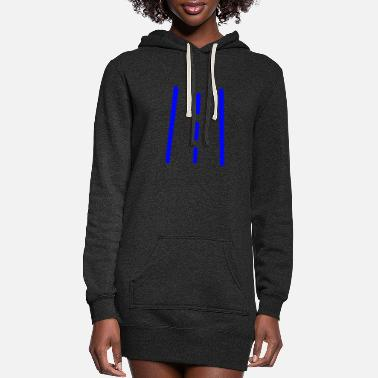Traffic road - Women's Hoodie Dress