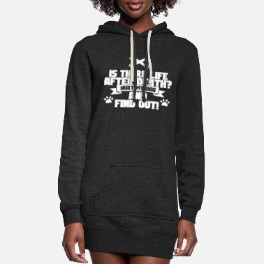 Hurt My Dog And Find Out - Women's Hoodie Dress